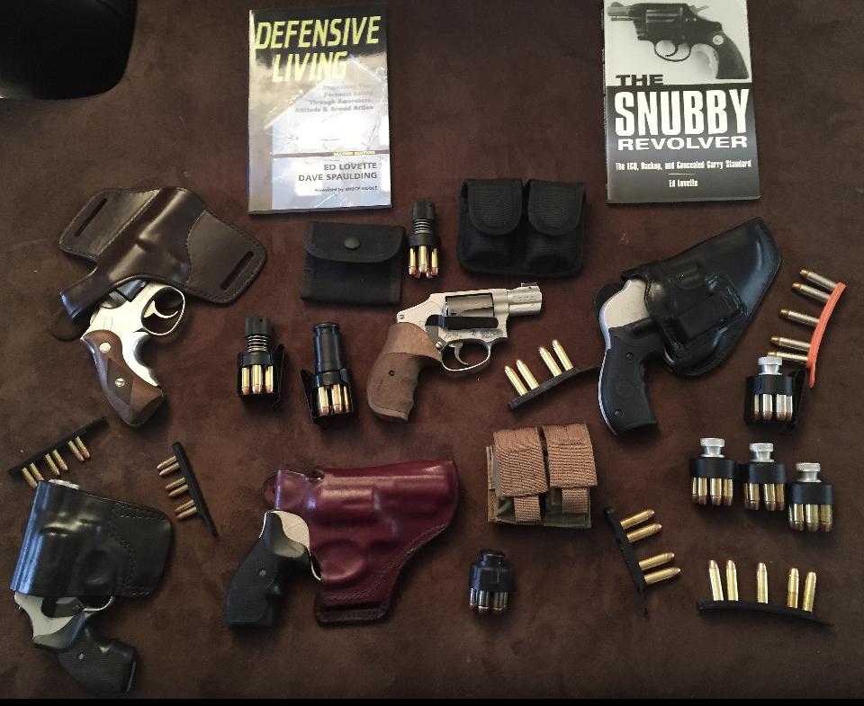 Greg Ellifritz 1 Day Revolver